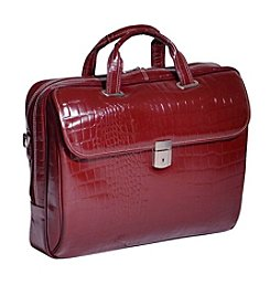 Siamod Ignoto Ladies' Leather Laptop Case