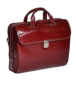 Siamod Settembre Ladies' Medium Leather Laptop Case