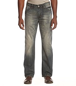 T.K. Axel MFG Co. Men's Treadwell Relaxed Straight Jeans