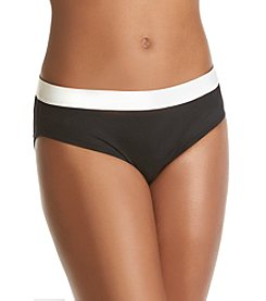 Calvin Klein Sporty Banded Color Block Bottoms
