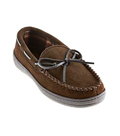 Clarks® Men's Moccasin Slipper