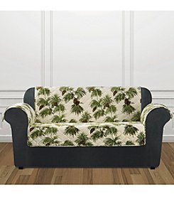 Sure Fit® Furniture Flair Pinecone Chair Cover