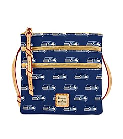 Dooney & Bourke® NFL® Seattle Seahawks Triple Zip Crossbody