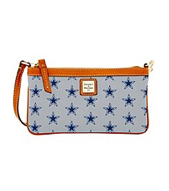 Dooney & Bourke® NFL® Dallas Cowboys Large Slim Wristlet