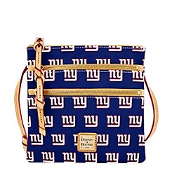 Dooney & Bourke® NFL® New York Giants Triple Zip Crossbody