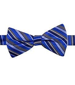 John Bartlett Statements Stripe Bow Tie