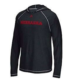 adidas® NCAA® University Of Nebraska Men's Mark My Words Hoodie