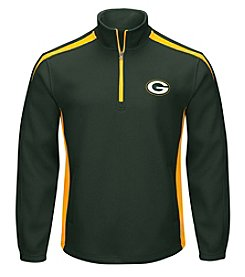 G-III NFL® Green Bay Packers Men's Hail Mary 1/2 Zip Pullover