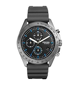 Fossil® Men's Sport 54 Chronograph Silicone Watch