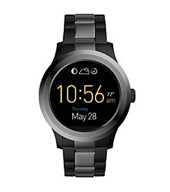 Fossil® Q Founder 2.0 Touchscreen Two Tone Stainless Steel Smartwatch