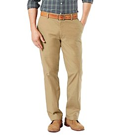 Dockers® Men's Washed Khaki Straight Fit Pants D2