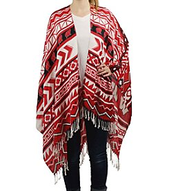 ZooZatZ™ NCAA® Wisconsin Badgers Women's Southwest Wrap
