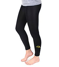 ZooZatZ™ NCAA® Women's North Dakota State Bison Women's Fleece Leggings