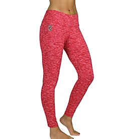 ZooZatZ™ NCAA® Wisconsin Badgers Women's Space Dyed Leggings