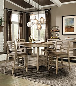 Cresent Corliss Landing Dining Collection
