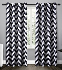 Exclusive Home Mars Blackout Thermal Grommet Window Curtains