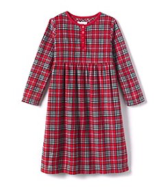KN Karen Neuburger Girls' Henley Nightgown