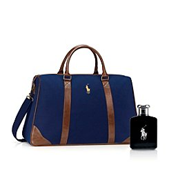 Ralph Lauren® Polo Black Eau De Toilette And Duffle Bag Set