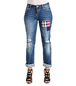 Poetic Justice Steph Shaw Boyfriend Jeans