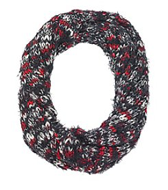 Cejon® Thick And Thin Space Dyed Rib Scarf