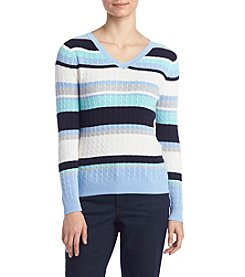 Studio Works® V-Neck Sweater
