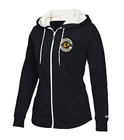 Reebok® NHL® Chicago Blackhawks Plush Full Zip Hoodie