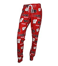 College Concepts NCAA® Wisconsin Badgers Women's Sweep PJ Pants