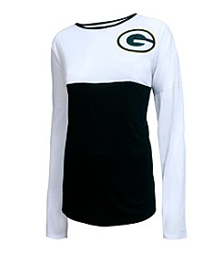 College Concepts NFL® Green Bay Packers Women's Vortex Tee