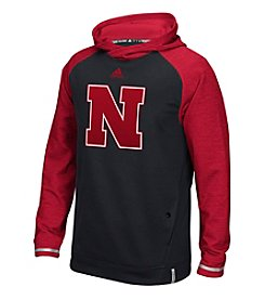 adidas® NCAA® Nebraska Cornhuskers Men's Sideline Player Hoodie
