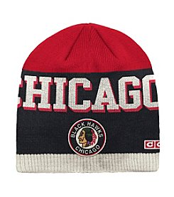 Reebok® NHL® Chicago Blackhawks Team City Beanie