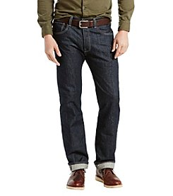 Levi's® Men's 501™ Original Fit Straight Leg Button Fly Jeans