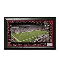 NFL® Arizona Cardinals Signature Gridiron Collection by The Highland Mint