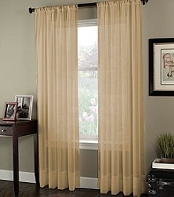 Peri Home® Tribecca Voile Sheer Window Curtain