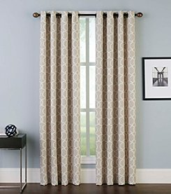 Peri Home® Irongate Grommet Window Curtain