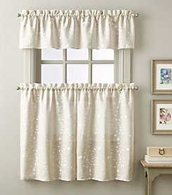 Peri Home® Lindsey Tier and Valance