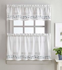 Peri Home® Lenora Tier and Valance