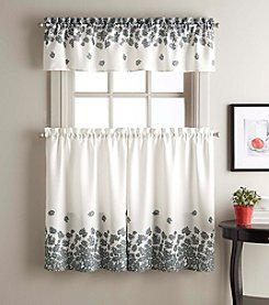 Peri Home® Pipa Tier and Valance