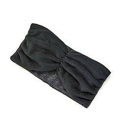 Cuddl Duds® Fleece & Stretch Rouched Headband