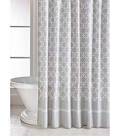 Style Lounge Gray Elaina Shower Curtain
