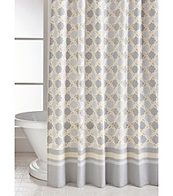 Style Lounge Multicolor Shower Curtain