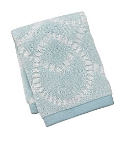 Style Lounge Chesterfield Jacquard Washcloth