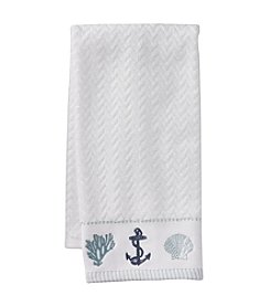 CHF Anchor Bay Jacquard Seaside Hand Towel