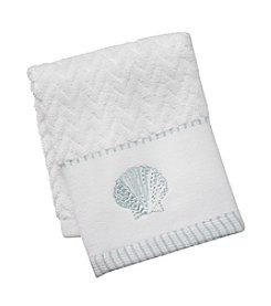CHF Anchor Bay Jacquard Seaside Washcloth