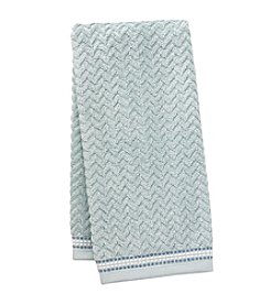CHF Anchor Bay Embroidered Seaside Hand Towel