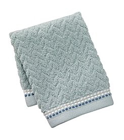 CHF Anchor Bay Embroidered Seaside Washcloth