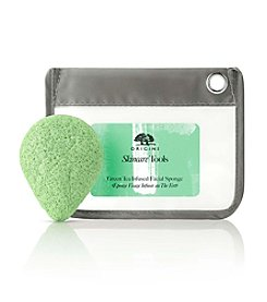 Origins Green Tea Infused Facial Sponge