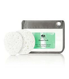 Origins Face & Eye Cleansing Sponges