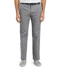 Izod® Men's Flat Front Slim Fit Chino Pants