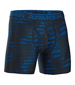 Under Armour® Men's Printed Original Boxerjock® Briefs