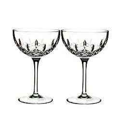 Waterford® Set of 2 Lismore Pops Cocktail Glasses